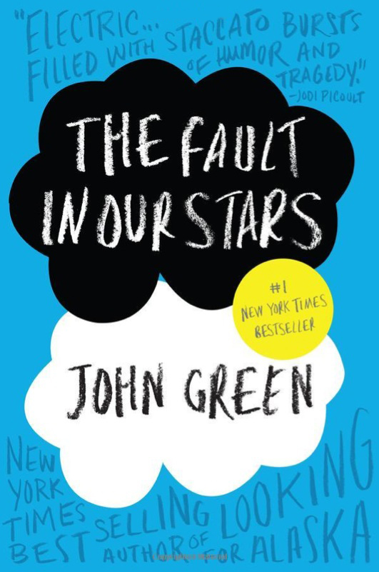 2014 Green - The Fault In Our Stars Cover