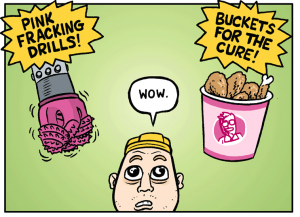 1.Pink Fracking Drills-Buckets