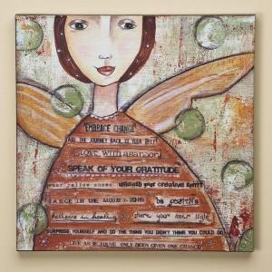 Art by Kelly Rae Roberts