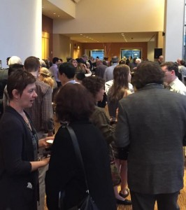 Opening Reception, Lown Institute 2015
