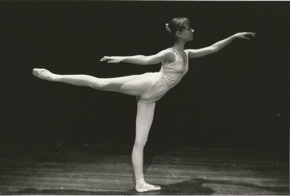 Katherine Dancing
